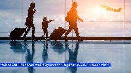Ayurveda kann bei langen Flugreisen helfen