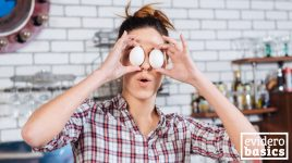 Eier enthalten viele B Vitamine