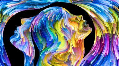 Vielbegabung zeigt sich unter Anderem durch große Kreativität