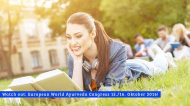 Ayurveda gegen Stress für Studenten