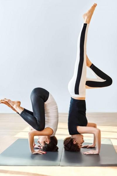 Den Yoga Kopfstand leicht erlernen