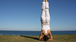 Tipps zum Kopfstand lernen