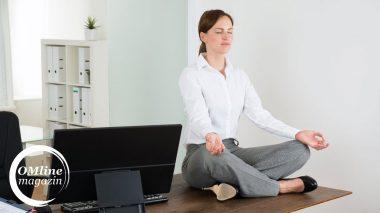 Meditation in Unternehmen