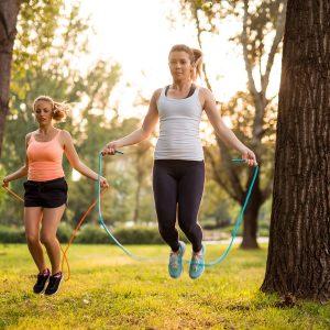 Seilspringen lernen mit diesen Tipps