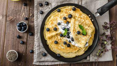 Chia Pfannkuchen - So gesund sind Chiasamen