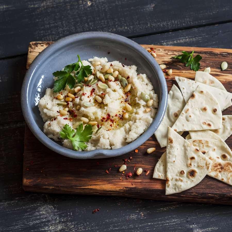 Hummus kannst du in 15 Minuten machen
