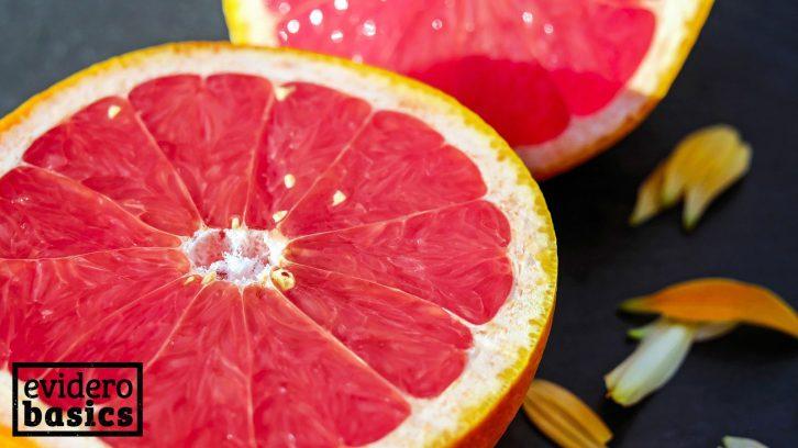 So gesund ist Grapefruit