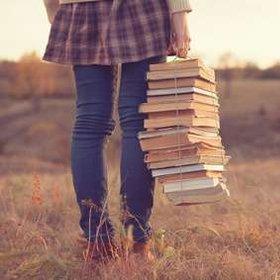 Mit Büchern in der Natur: Buchtipps