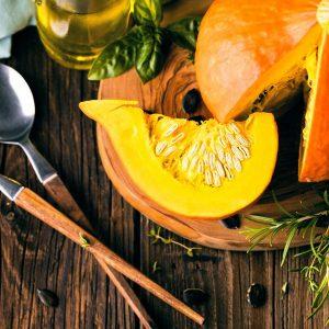 Rezepte für den Herbst mit Kürbis und Co.