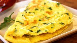 Low Carb Rezepte: Omelett