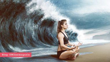 Auch von Wellen nicht erschüttern lassen durch Nachrichtenabstinenz