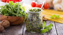 Rucola Pesto selbermachen