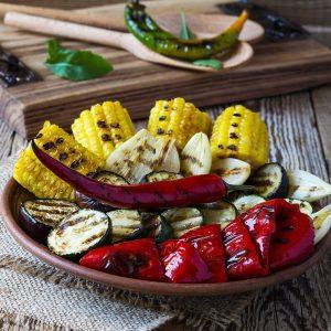Sommer Rezepte: Gemüse vom Grill
