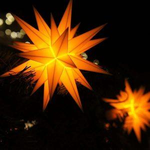 Weihnachtsstern in der Weihnachtszeit: Tipps für schöne Weihnachten