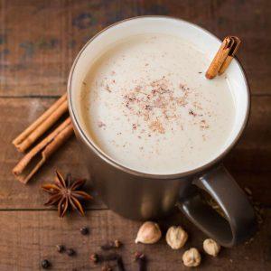 Winter Rezepte: Chai Latte