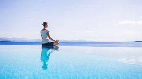 Gelassenheit durch Zen Meditation