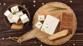 Tofu und Tempeh