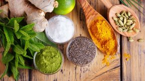 Gute Lebensmittel bei Rheuma