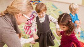 Kindertanz - Sport mit Kindern