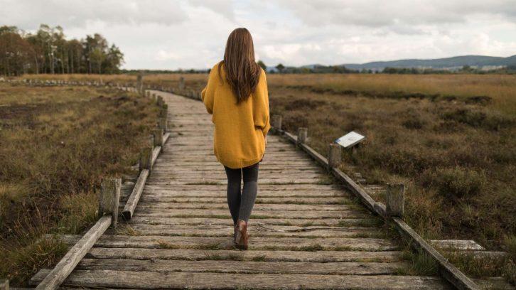 Den eigenen Weg gehen und kein Opfer mehr sein
