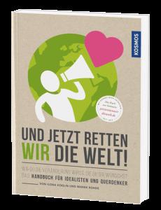 Buchcover Jetzt retten wir die Welt