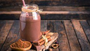 Ernährung für das Stirnchakra: heißer Kakao