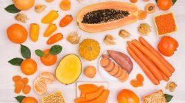 Ernährung für das Zweite Chakra