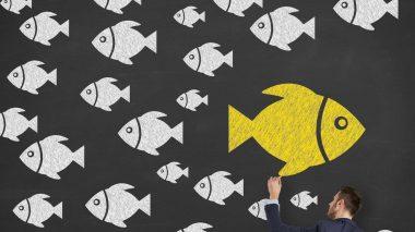 Schwimme gegen den Strom: Mit Achtsamkeit gute Vorsätze umsetzen