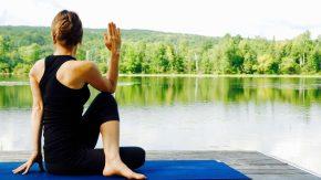 Yoga Sequenz für den Frühling