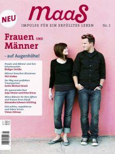 Maas Magazin Cover Ausgabe 2