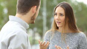 Kommunikation von Männern und Frauen