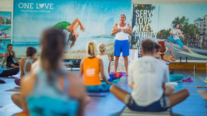 Wari Om Interview - Barcelona Yoga Conference