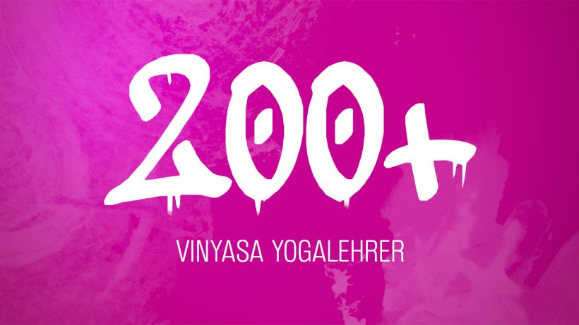 200plus Yogalehrerausbildung
