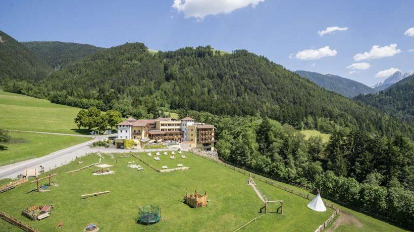 Bergschlössl Hotel in Tirol