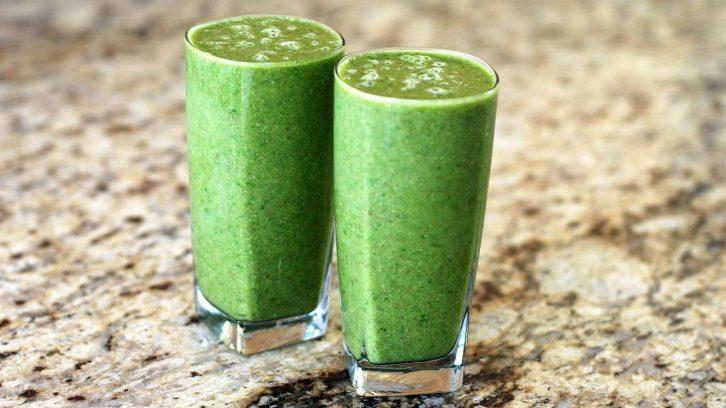 Grüne Smoothies für Detox