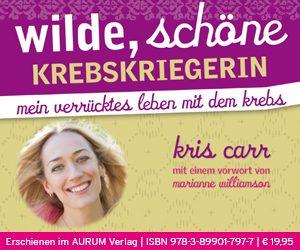 Wilde, schöne Krebskriegerin