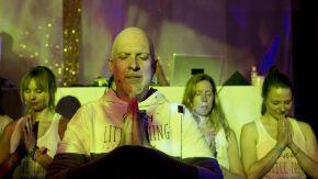 Frank Schuler auf der Yoga Conference Germany