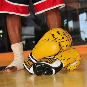 Vom Boxer lernen