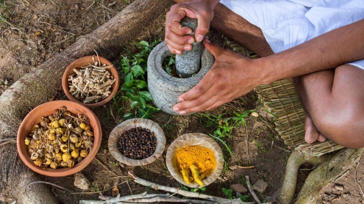 Indische Medizin Ayurveda