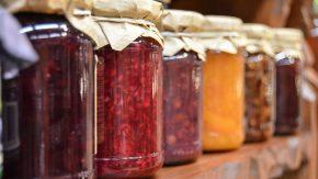 Marmelade selbermachen ohne Zucker