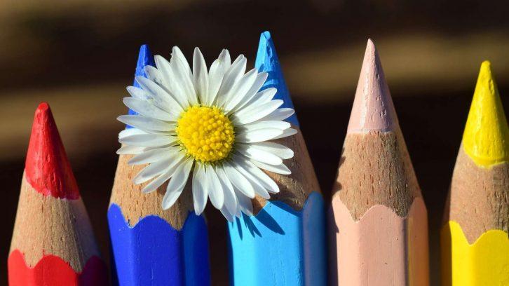 Offline sein und selber malen