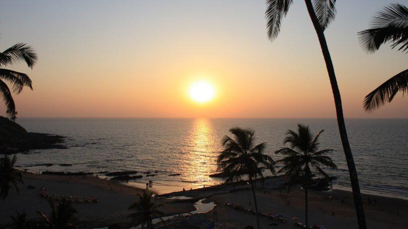 Goa Reise