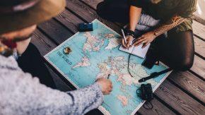 Gute Reiseplanung vor dem Urlaub