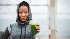 Hanf Protein Shake als vegane Eiweißquelle für Sportler
