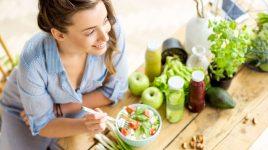Innerer Glow durch die Ernährung