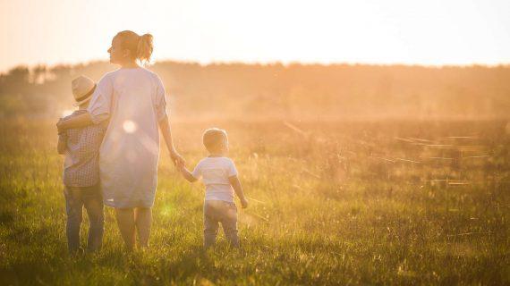 Kinder nachhaltig großziehen