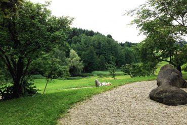 Entspannen im Kloster Eisenbuch