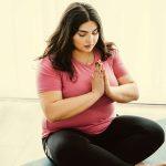 Yoga mit jedem Gewicht